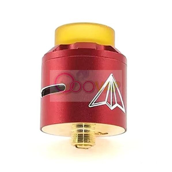 AIRCRAFT RDA HOT CIG RED