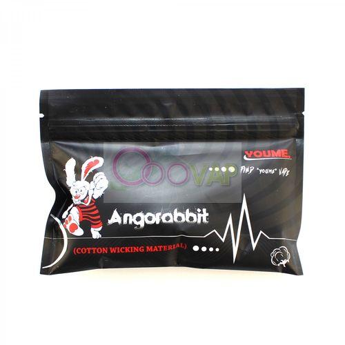 ALGODON ANGORABBIT BLACK