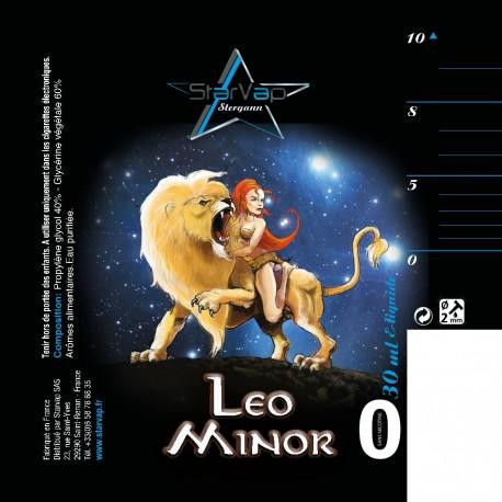 AROMA PREMACERADO LEO MINOR STARVAP 30ML