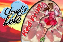 AROMA RED FRUIT - CLOUD OF LOLO 30ML