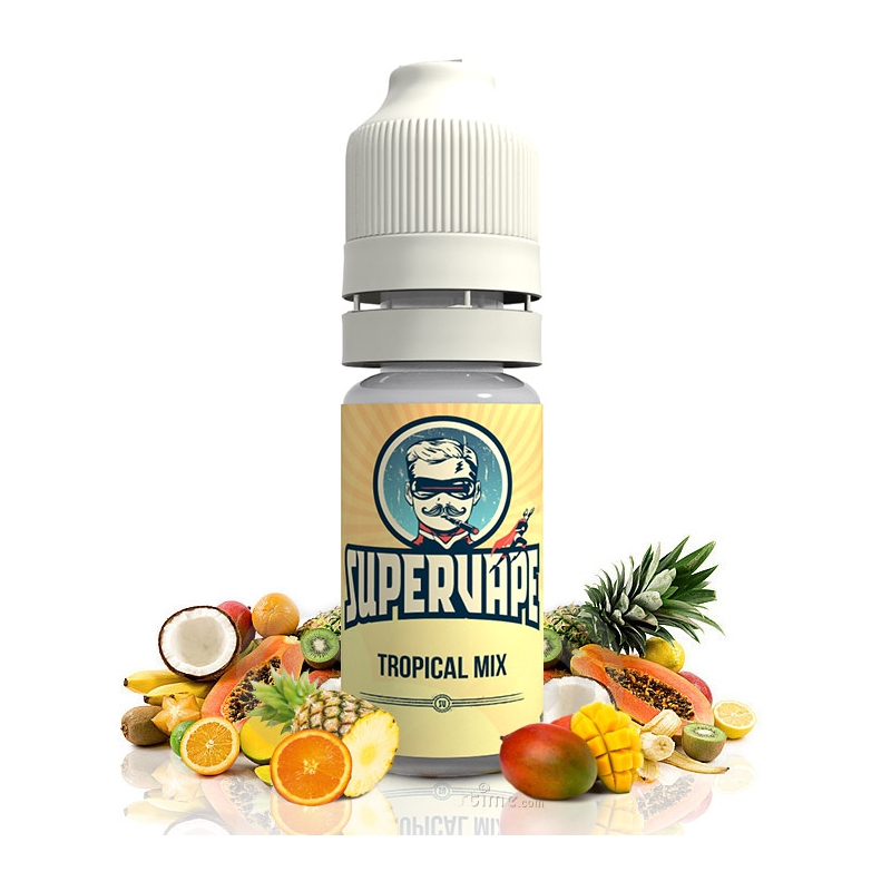AROMA SUPERVAPE - TROPICAL MIX