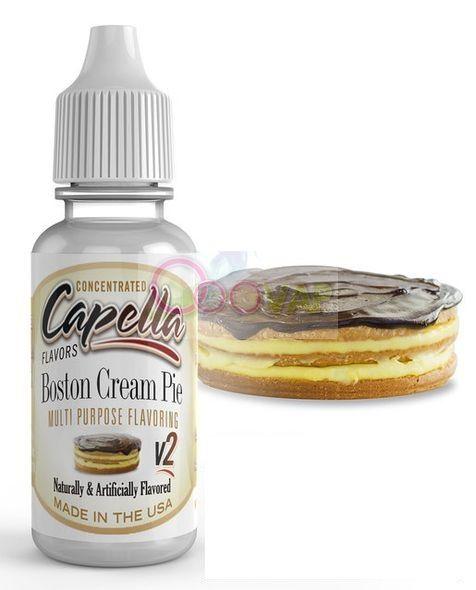 Aroma hot  boston cream 2   by capella