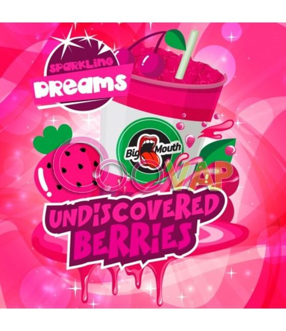 BIG MOUTH UNDISCOVERED BERRIES 50 ML 0 MG