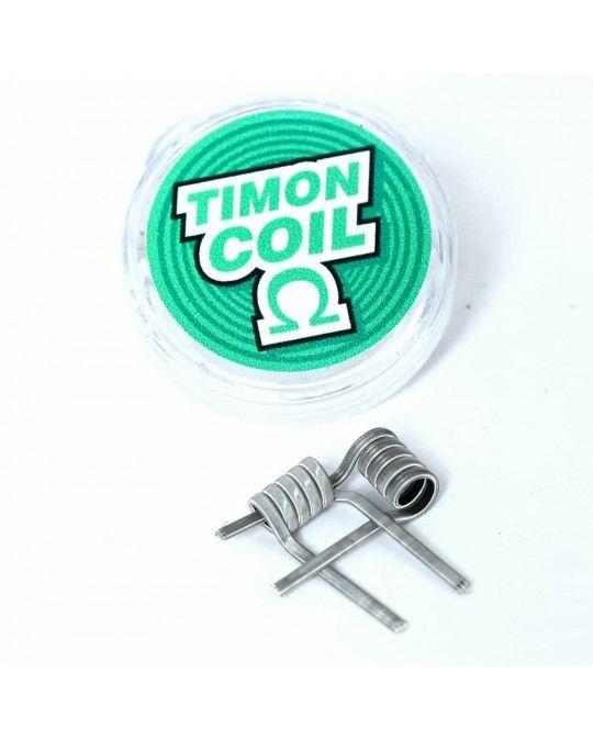 COIL FUSED FALCON N80 SS316L  TIMON COIL