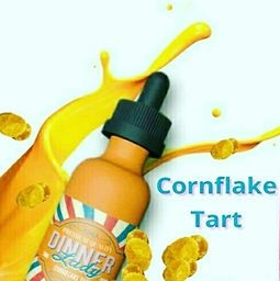 DINNER LADY  CORNFLAKE 0MG 30ML