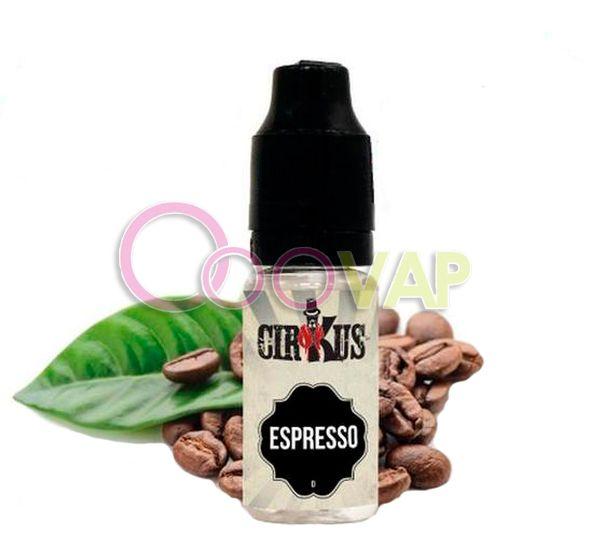 Espreso Cirkus 10 ml 0 mg