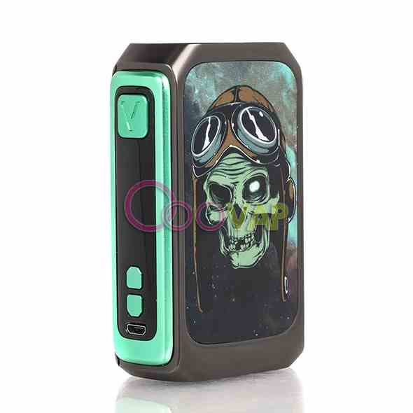 GRAFFITI BOX 220 W GUN METAL