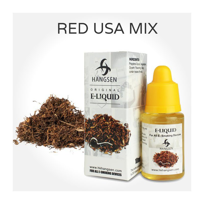 HANGSEN RED USA MIX 6MG 10ML