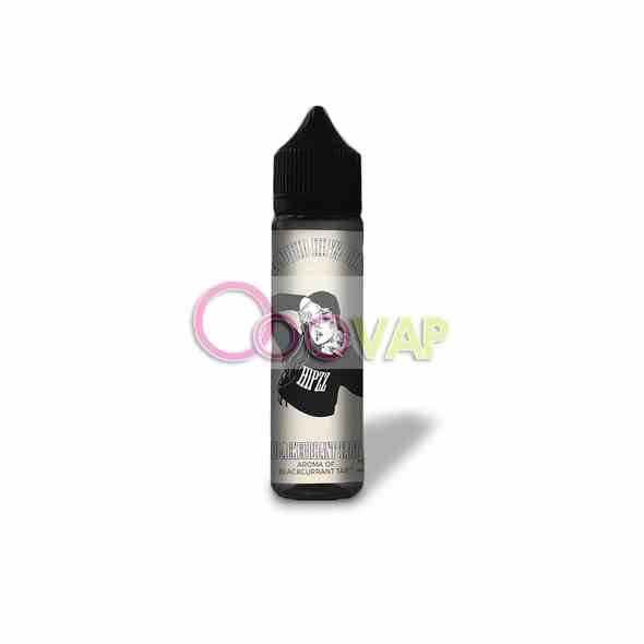 HIPZZ BLACKCURRANT TART 50ML