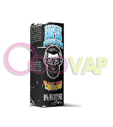 HIPZZ FREEZE BLACK TEA LEMON 10ML