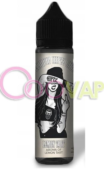 HIPZZ FREZZE LEMON TART 10 ML 0 MG