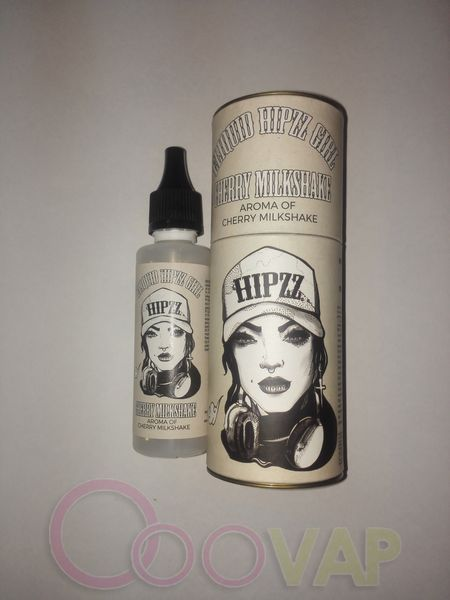 HIPZZ GIRL CHERRY MILKSHAKE 20ML 0MG
