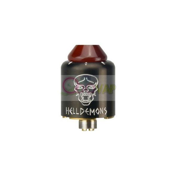 Hell Demons BF RDA 20mm - Ystar  Gun Metal