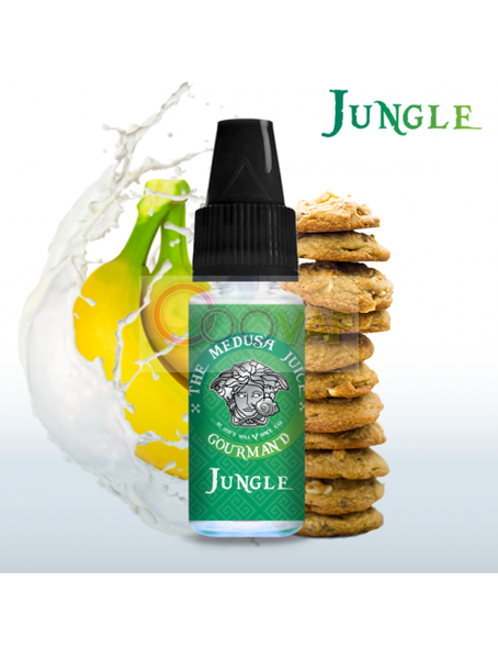 Jungle Medusa 10 ml o mg