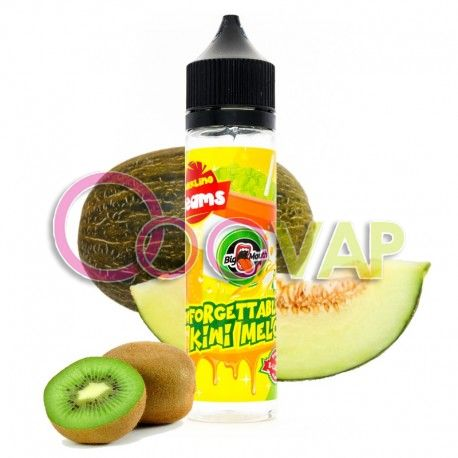 KIWI MELON SPLASH BIG MOUTH 50ML 0MG