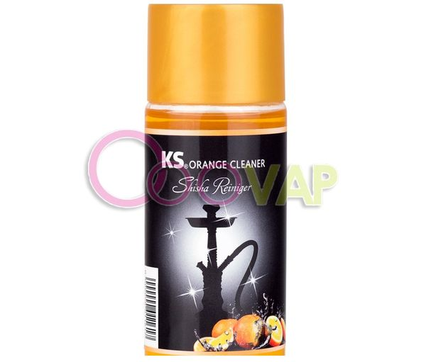 KS HOOKAH CLEANER ORANGE
