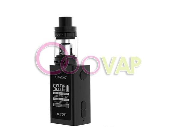 Kit Qbox black Tfv8 baby