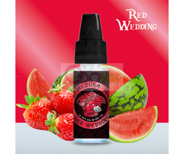 MEDUSA RED WEDDING 3ML 10 ML