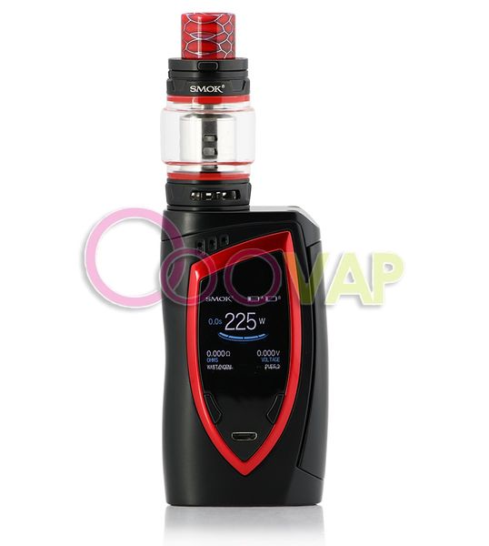 MOD KIT SMOK DEVILKIN BLACK/RED 2ML