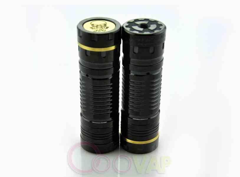 MOD MECANICO BLACK PANZER 26650 - TOBECO