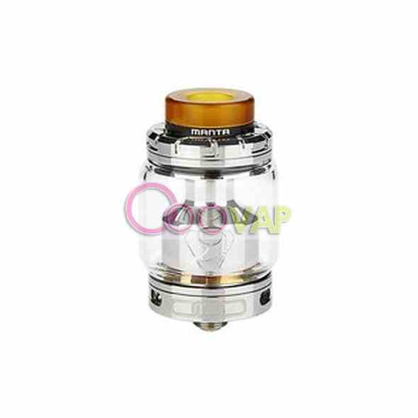 Manta MTL RTA Atomizer by Advken - 2ml - Steel