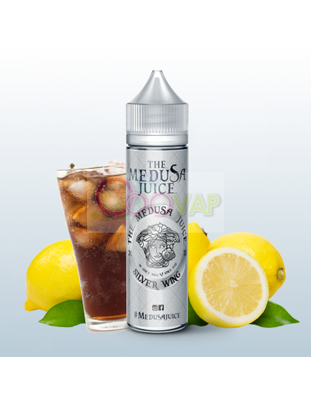 Medusa Silver Wing 50 ml TPD