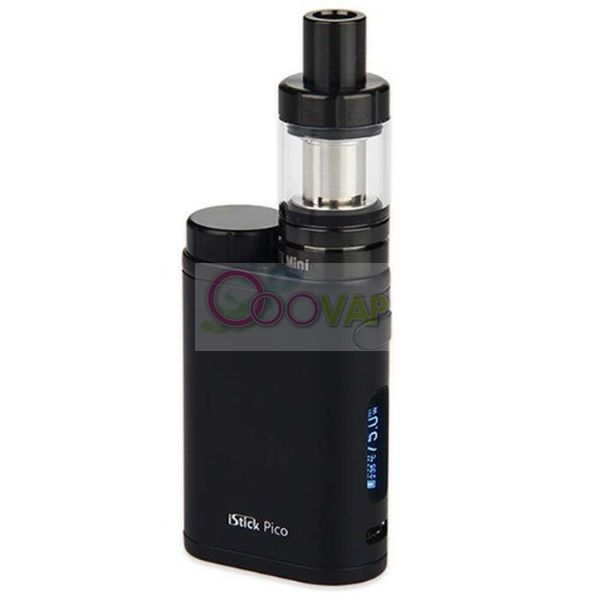 PICO 75W ELEAF - FULL BLACK