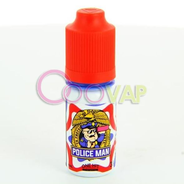 POLICE MAN  10 ML 6 MG
