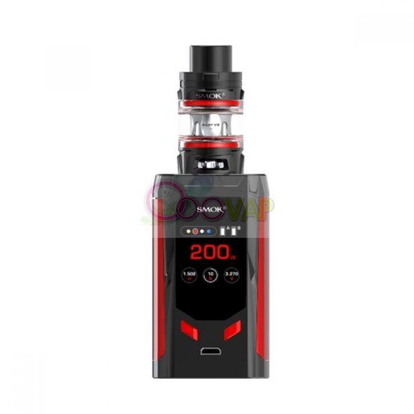 R-kiss kit 200 wat black/red