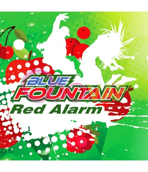 RED ALARM BIG MOUTH 50ML 0MG