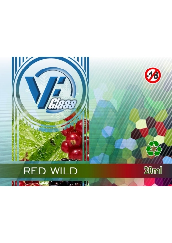 RED WILD TPD 20 ML 0MG BY VAP FIP