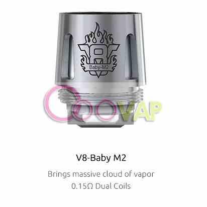 RESISTENCIA TFV8 V8 BABY M2 0.2ohm