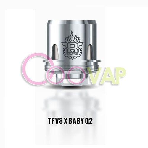 RESISTENCIA TFV8 X BABY Q2 0.4 OHM