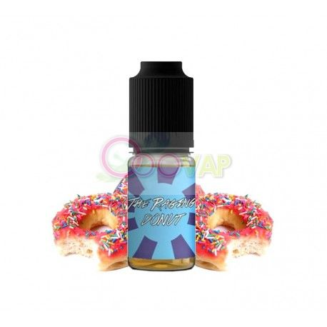 THE RAGING DONUTS 10 ML 0 MG
