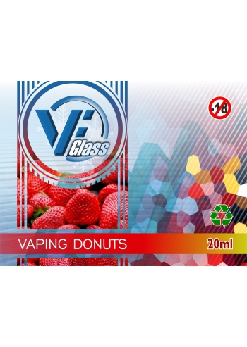 VAPING DONUTS TPD 20 ML 0MG BY VAP FIP