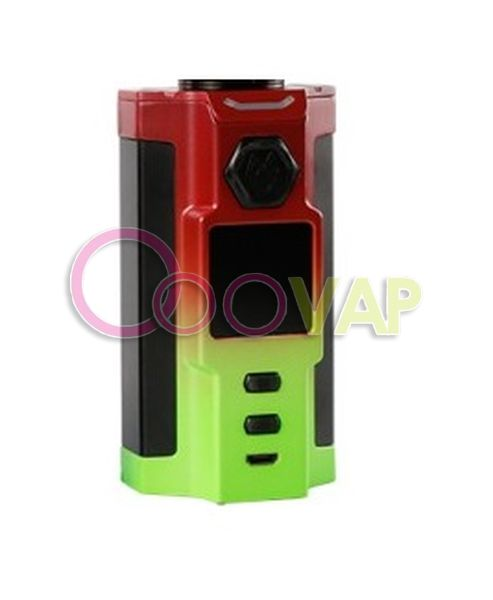 VFeng-S box  230W TC - SnowWolf  (RED GREEN)
