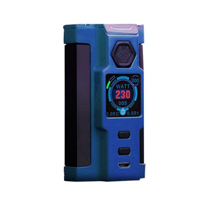 VFeng-S box  230W TC - SnowWolf (BLUE)