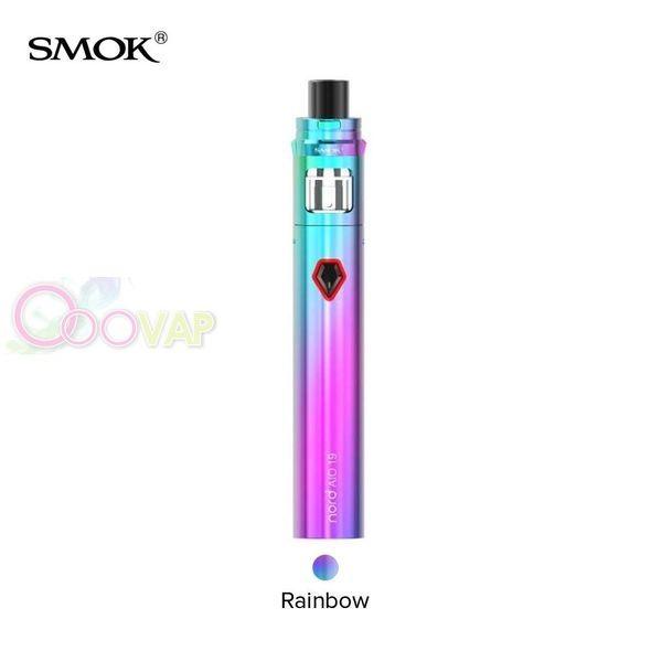 Vape Pen Nord 19 1300 mAh - Smok - Color : Arco Iris / 7color