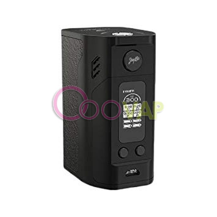 WISMEC RX300 BOX - BLACK