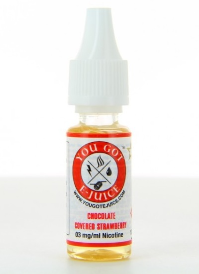 YOU GOT - CHOCOLATE COVERED STRAWBERRY 10ML 0MG