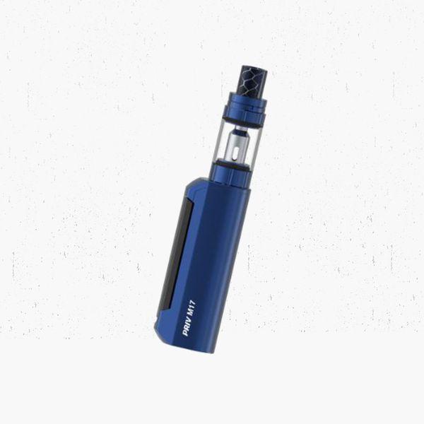 smok priv m17 kit blue